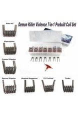 Demon Killer Demon Killer Violence 7 In 1 Pre Built Coils