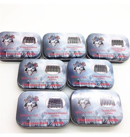 Demon Killer Demon Killer Violence 10 Pack Pre Built Coils