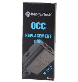 Kangertech Kangertech OCC Ni 200 Coils 5 Pack