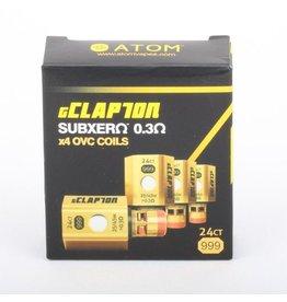 Atom Atom gClapton Subxer Coils