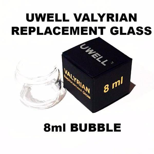 Uwell Uwell Valyrian 8ML Expansion Glass