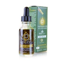 Hemplucid Hemplucid  CBD Hemp Seed Oil