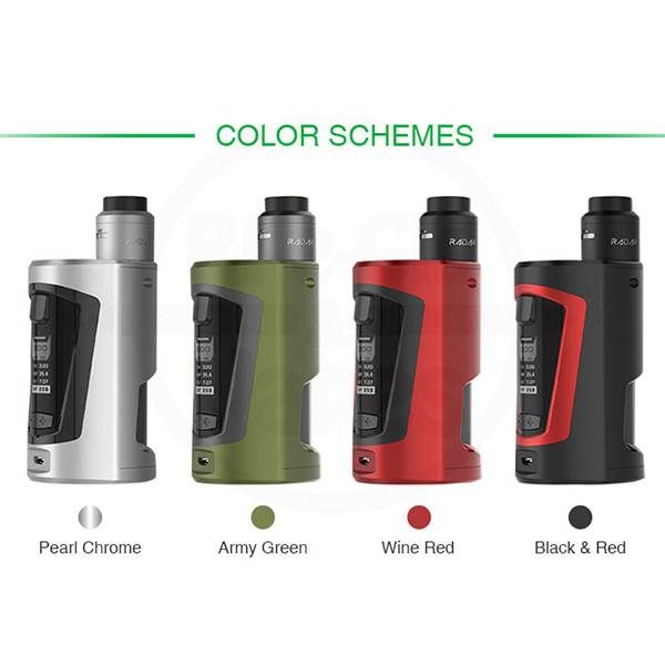 Geekvape Geek Vape GBOX Squonk Box Kit
