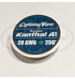 Lightning Vapes Lightning Vapes A1 Kanthal Wire 250Ft