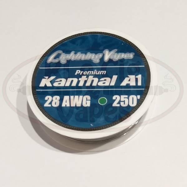 Lightning Vapes Lightning Vapes A1 Kanthal Wire 250Ft