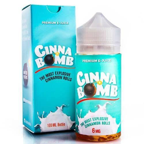 Cinnabomb Cinnabomb 100 ML