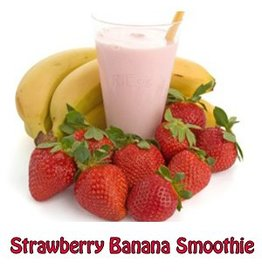 RI e-Cig & Vapes Strawberry Banana Smoothie e-Liquid -