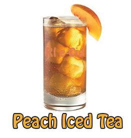 RI e-Cig & Vapes Peach Iced Tea e-Liquid -