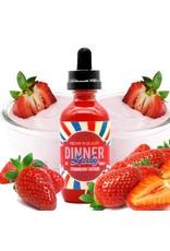 Dinner Lady Dinner Lady Strawberry Custard 60 ML