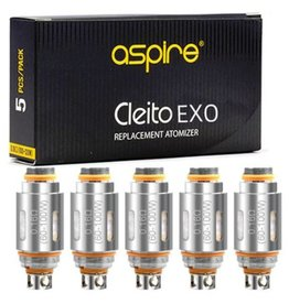 Aspire Aspire Cleito EXO Coils 5 Pack