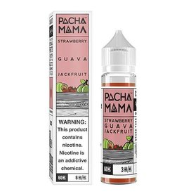 Charlies Chalk Dust Pachamama Strawberry Guava Jackfruit 60 ML