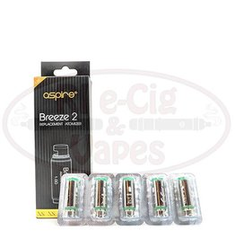 Aspire Aspire Breeze 2 Coils 5 Pack
