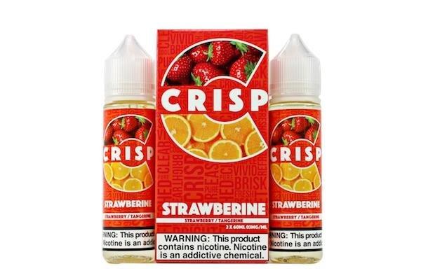Crisp Crisp Strawberine 120ML