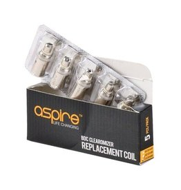 Aspire Aspire BDC Coils 5 Pack 1.8 Ohm