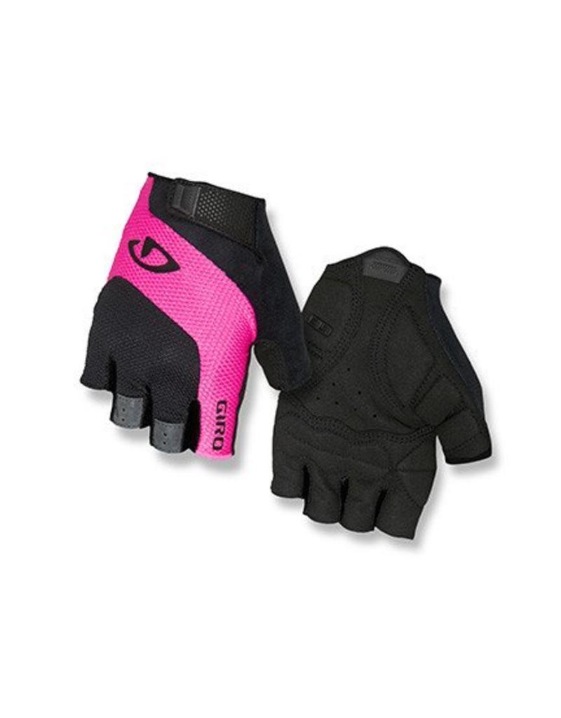 GIRO Tessa, Gloves, Black/Pink