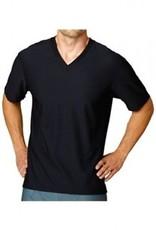 EXOFFICIO 12411376 EXTRA LARGE BLACK V NECK