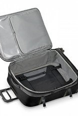 BRIGGS & RILEY BU229SPX-4 BLACK EXPLORE LARGE EXPANDABLE SPINNER
