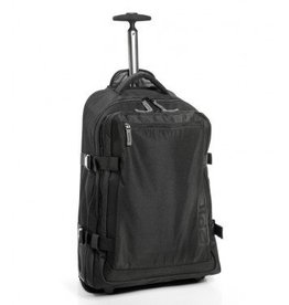 EPIC BLACK  BACKPACK WITH WHEELS