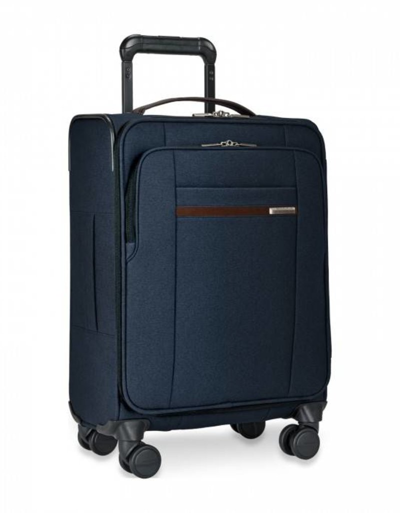 BRIGGS & RILEY ZU121SP-10 GREY INTERNATIONAL CARRYON SPINNER