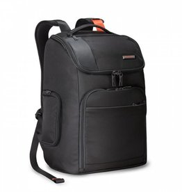 BRIGGS & RILEY BLACK ADVANCE BACKPACK
