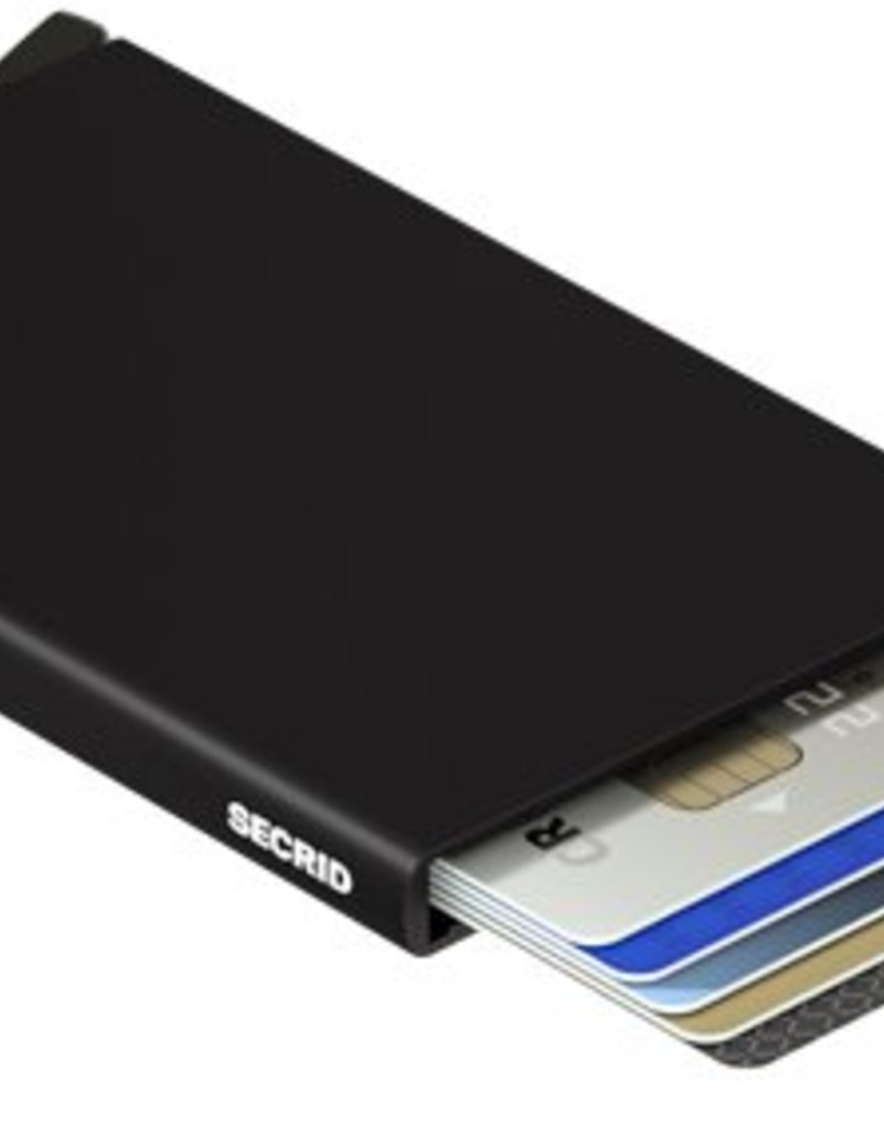 SECRID CARDPROTECTOR BROWN METAL