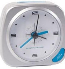 AUSTIN HOUSE TRAVEL ALARM CLOCK