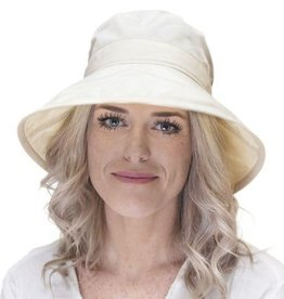 PUFFIN GEAR EXTRA LARGE HAT VANILLA