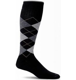 SOCKWELL MEDIUM/LARGEBLACK