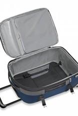 BRIGGS & RILEY BU222SPX -44 BLUE EXPLORE DOMESTIC CARRYON SPINNER U.S.