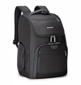 BRIGGS & RILEY BLACK LARGE U-ZIP BACKPACK
