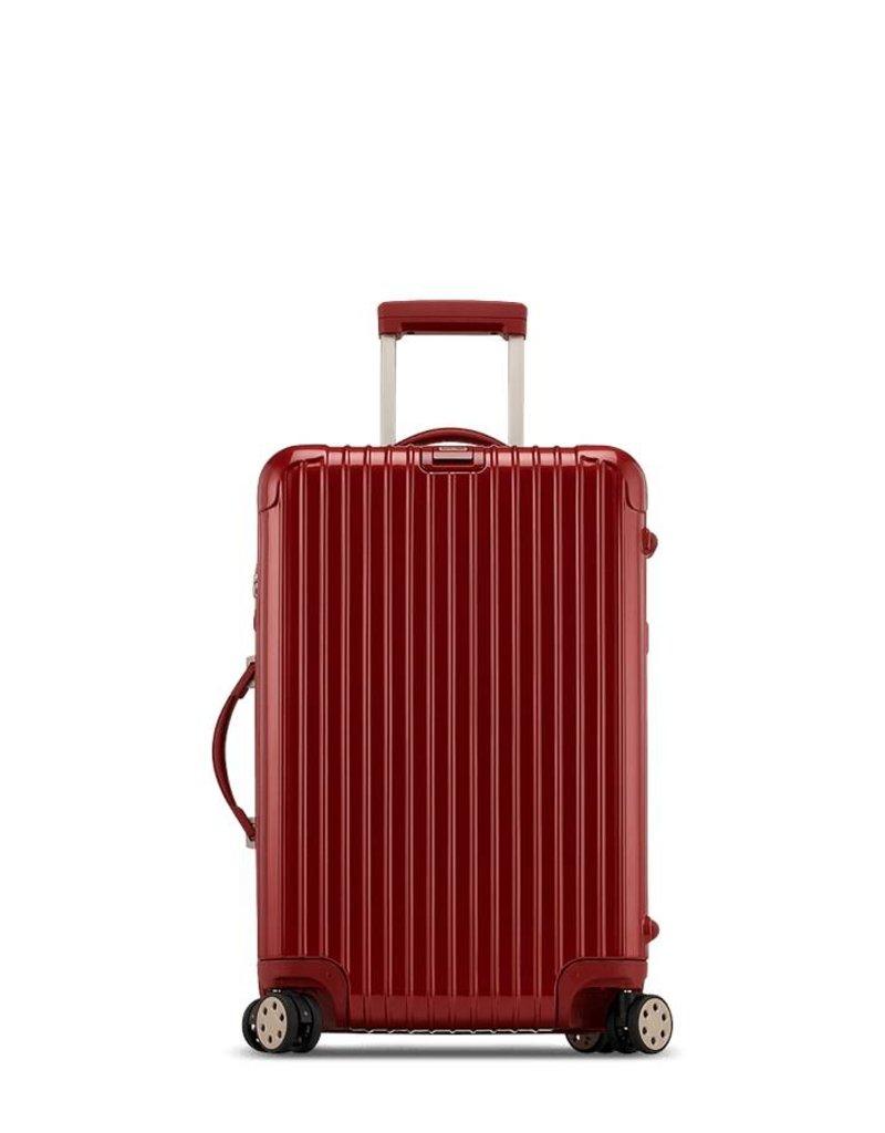 RIMOWA DLX 83173535 RED 30 ETAG RIMOWA SALSA DELUXE