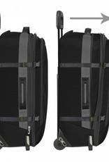 BRIGGS & RILEY BU222X-4 BLACK EXPLORE DOMESTIC EXP UPRIGHT