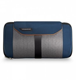 BRIGGS & RILEY BLUE EXPRESS TOILETRY BAG