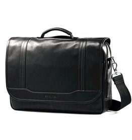 SAMSONITE FLAPOVER COLUMBIAN BLACK