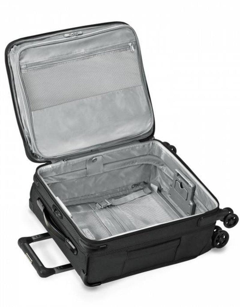 BRIGGS & RILEY U121CXSPW-5 NAVY INTERNATIONAL CARRYON EXPANDABLE WIDE BODY UPRIGHT