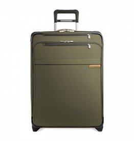 BRIGGS & RILEY OLIVE MEDIUM EXPANDABLE UPRIGHT