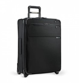 BRIGGS & RILEY BLACK MEDIUM EXPANDABLE UPRIGHT