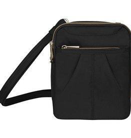 TRAVELON Slim Day Bag BLACK
