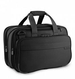 BRIGGS & RILEY BLACK EXP CABIN BAG