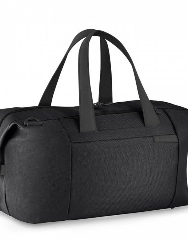 BRIGGS & RILEY 256-4 BLACK LARGE WEEKENDER