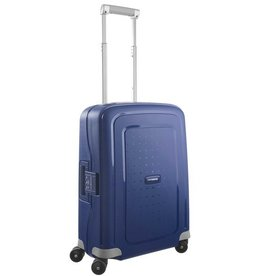 SAMSONITE CARRYON BLUE S'CURE