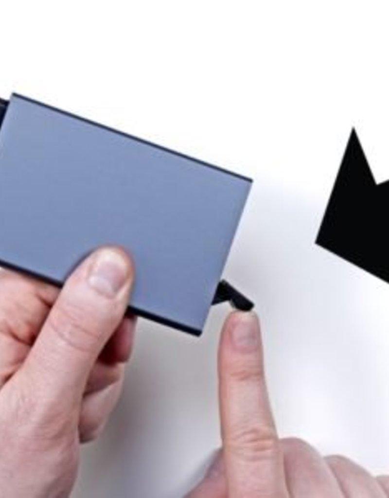 SECRID SLIMWALLET RFID VINTAGE BROWN