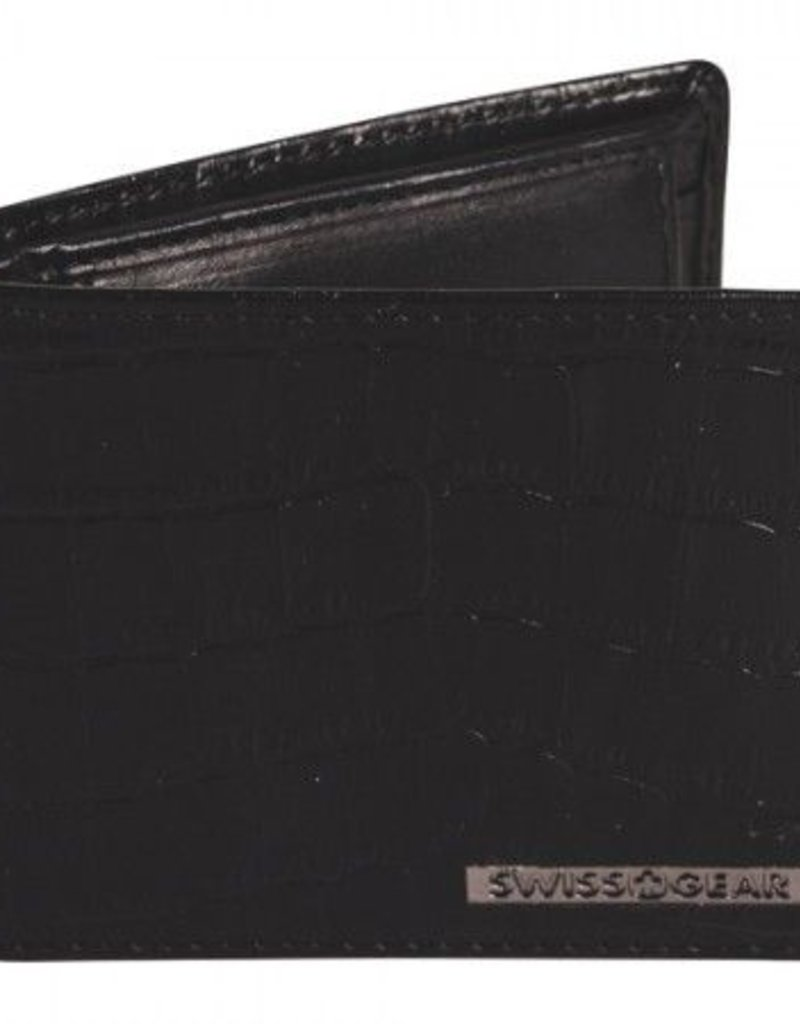 SWISS GEAR SY46172 BLACK MENS WALLET RFID