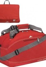 HIGH SIERRA 536093135 RED 30 PACKNGO DUFFLE BAG