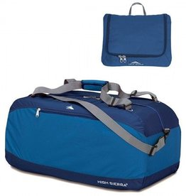 HIGH SIERRA BLUE 30 PACKNGO DUFFLE BAG