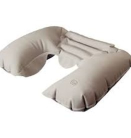 CLEAR IMAGE THE SNOOZER FLAT BACK NECK PILLOW