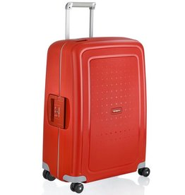 SAMSONITE MEDIUM RED S'CURE