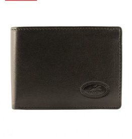 MANCINI LEATHER RFID BROWN MENS LEATHER WALLET