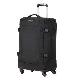 SAMSONITE SPINNER DUFFLE LARGE BLACK ROAD QUEST 30