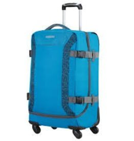 SAMSONITE SPINNER DUFFLE LARGE BLUE ROAD QUEST 30""